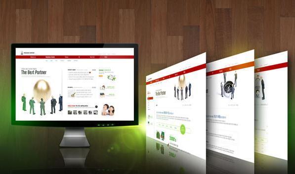 公司网站建立