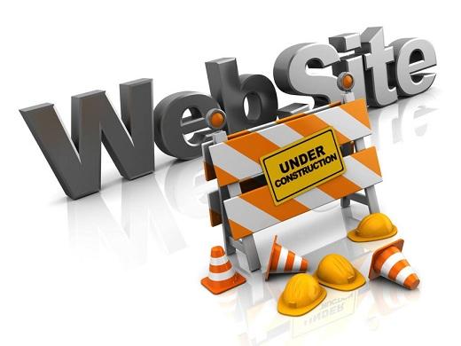 如何建网站