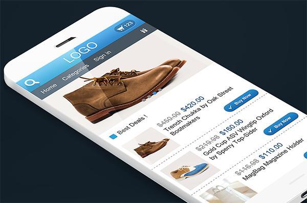 OPE娱乐-手机网站设计中有哪些地方是设计重点