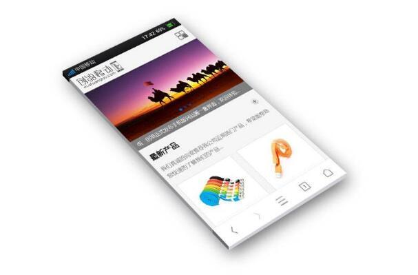 OPE娱乐-手机网站设计的主要注意事项