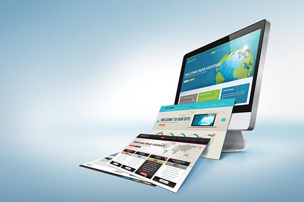 经典网站设计用单页还是分页